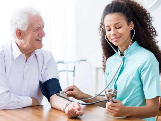 High blood pressure risks